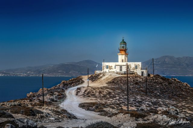 lighthouse mykonos