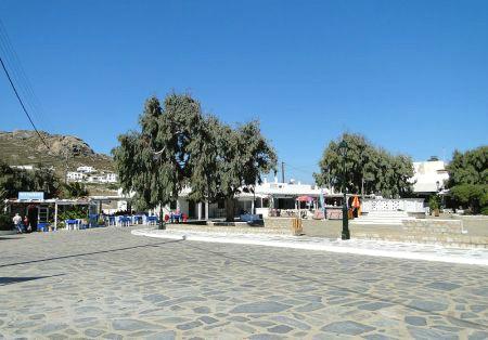 Ano Mera Square Mykonos