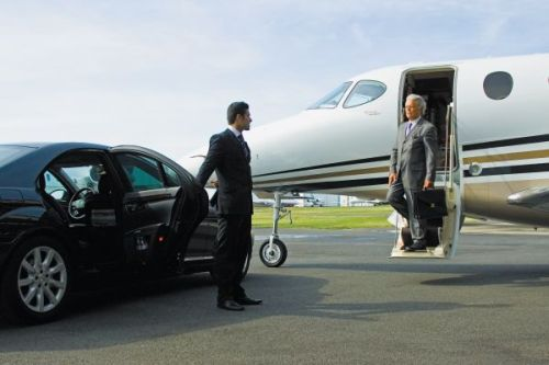 VIP transfers collecting from Mykonos Airport